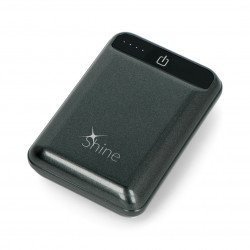 Mobile PowerBank Blow Shine Battery PB20 10050mAh - black
