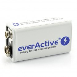 EverActive 6F22 Ni-MH 320mAh Professional Line battery