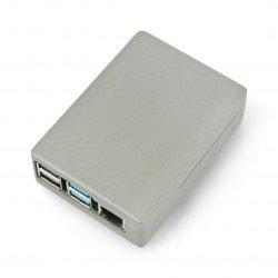Raspberry Pi model 4B - aluminium - LT-4BA04 - grey