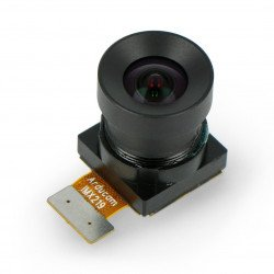 Module with M12 mount IMX219 8Mpx lens - for Raspberry Pi V2 camera - ArduCam B0184