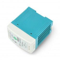 MDIN100W24 power supply for DIN rail - 24V / 4A / 100W