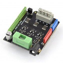 DFRobot RGB LED driver - LED driver Shield for Arduino