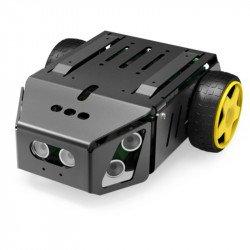 Dobot Al-Starter - 2-wheeled robot platform with sensors and DC + DuDuino Mega2560 drive
