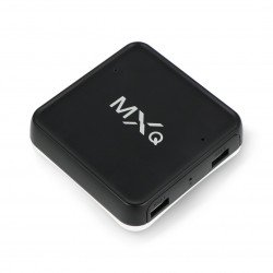 GenBox MXQ cube S10X android TV OS smart box S905X 2/16GB + remote control