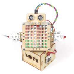 Lofi Robot - Codebox Full Kit - Robot construction kits