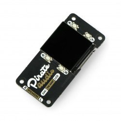 Pirate Audio 3W Stereo Amp - 3W Stereo Amp with display - AMP for Raspberry Pi