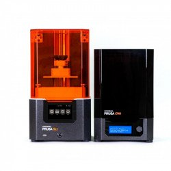 3D printer - Original Prussian SL1 with print curing washer