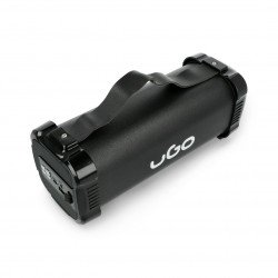 Bluetooth speaker UGO MINI BAZOOKA 2.0 5W RMS - black