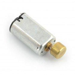 Mini vibrating motor MT58 3V