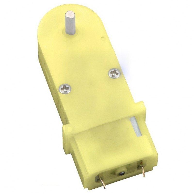 DC motor - angular - 180:1