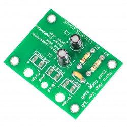 Audio amplifier NCP2890 2.2V-5.5V 1W - single channel