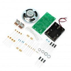 DIY V2.0 radio construction kit