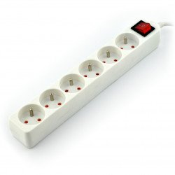 Power strip Esperanza Titanum TL135 - 3 m