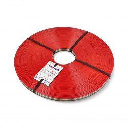 Ribbon cable TLWY - 10x0.22mm²/AWG 24 - multicoloured - 50m