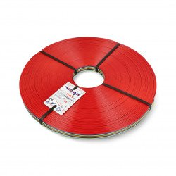 Ribbon cable TLWY - 12x0.22mm²/AWG 24 - multicoloured - 50m