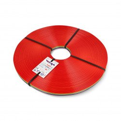 Ribbon cable TLWY - 8x0.50mm²/AWG 20 - multicoloured - 50m