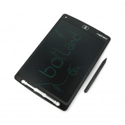 """Natec Snail electronic drawing notebook for 10"""" LED drawing - lock function, built-in magnet"""