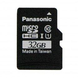 Panasonic microSD 32GB 40MB/s Class A1 memory card (without adapter) + Raspbian system for Raspberry Pi 4B/3B+/3B/2B/Zero