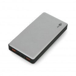 Mobile PowerBank Goobay 15.0 59819 Quick Charge 3.0 15000mAh - grey - black