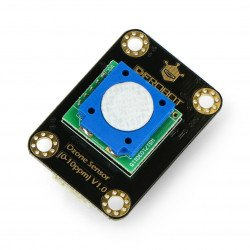 Gravity - I2C ozone sensor - DFRobot SEN0321