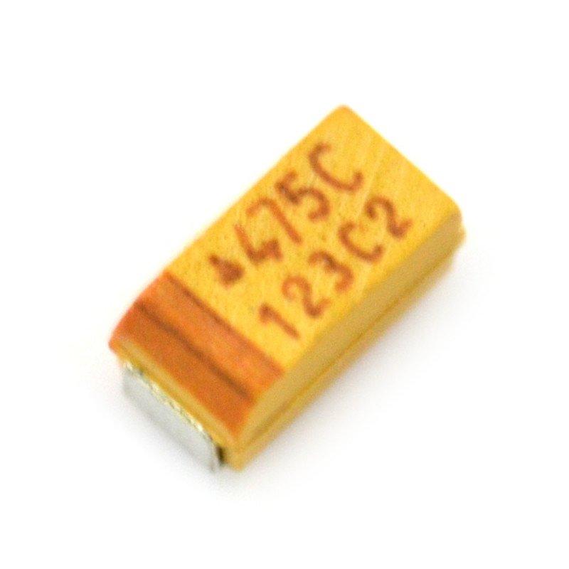 Tantalum capacitor 4,7uF/16V SMD - A