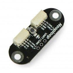 Laser distance sensor TOF - 5m - UART/CAN - DFRobot SEN0337