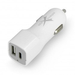 Car charger Extreme 3.1A, PD-USB