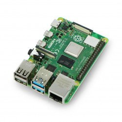 Raspberry Pi 4 model B WiFi DualBand Bluetooth 8GB RAM 1.5GHz