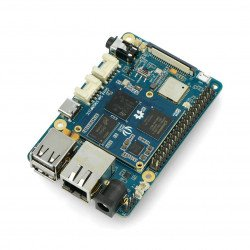 DISPOSALS - STM32MP157C with SoM - compatible with Raspberry Pi 40-pin connector - Seeedstudio 102110319