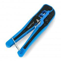 Plug crimping machine RJ-45, RJ-12, RJ-11 - Lanberg NT-0202