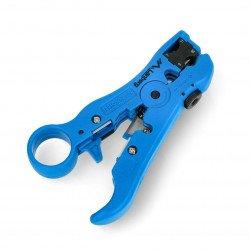 Insulation puller STP/UTP/RG59/RG6/RG7/RG11 - Lanberg NT-0102