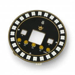 DFRobot - Round RGB LED extension board for Micro:bit
