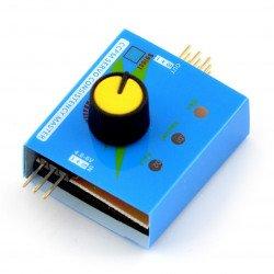 Servo controller / tester 3 channel