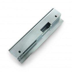 Zinc-plated universal cassette - Elektra R3-KAS-U-C for intercom installation