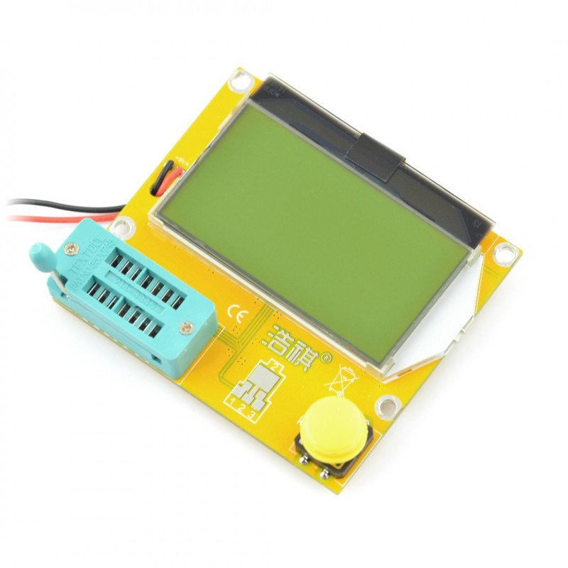 Test kit, electronic component tester - BTE-056