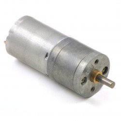 Polol 25Dx54L motor with 75:1 gearbox