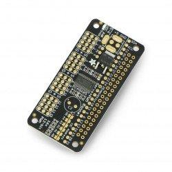 Adafruit 16-Channel PWM - Servo Bonnet for Raspberry Pi