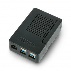 Case for Odroid C4 - black