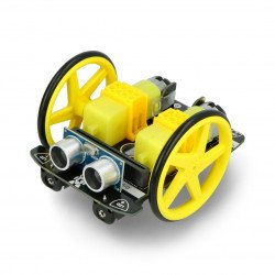 Kitronik - Robot construction kit :Move Motor - for BBC micro:bit - Kitronik 5683