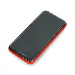 Mobile PowerBank Baseus battery 8000mAh WRLS - red
