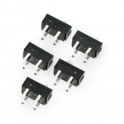Mini limit sensor switch - 5pcs.