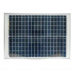 Solar cell 20W 505x353x28mm - MWG-20