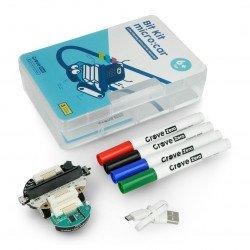 Grove Zero Bit Kit micro:Car - Magnetically bonded kit - 3 modules