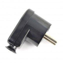 Plug WT-16 - black
