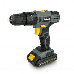 Cordless hammer drill 20V 2A box
