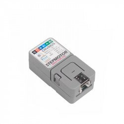 Stepper motor controller with M5Atom Lite development module