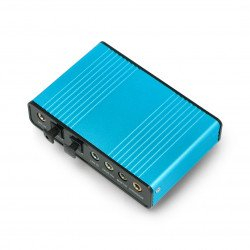 External 7.1 Channel USB music sound card - Raspberry