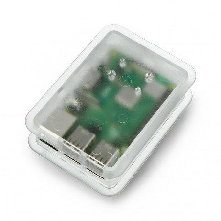 Case TEKO Raspberry Pi Model 3B+/3B/2B - Matte_