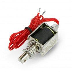 Pulling electromagnet 12V 0,5kg