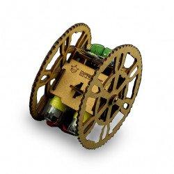 DFRobot Flame Wheel Robot -...